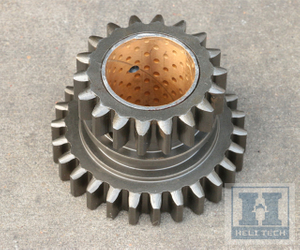 Double Gear for Tractor Transmission