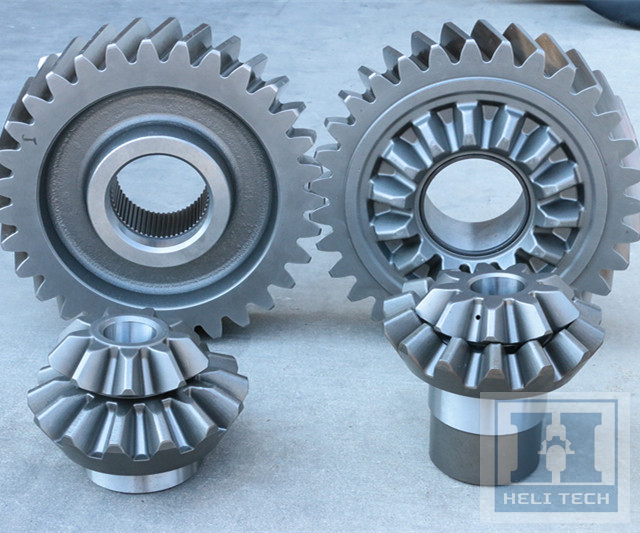 High Quality OEM Cylindrical Helical Gear