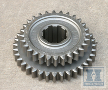 Transmission Double Gear Teeth Shaping Gear