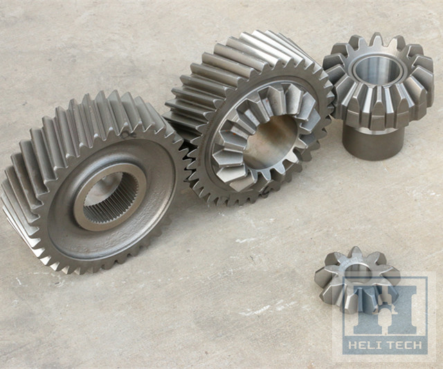 TS Certified Gear Manufacturing Company Striaght Bevel Gear