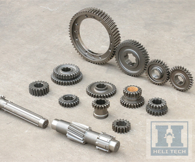 Tractor Transmission Helical Gear
